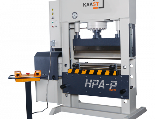 Press Brake: When the Machine You Need Doesn't Exist, Use a KAAST Machine to Create It