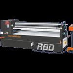RBD-3M 12/2.5 Plate Roll