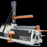 RBD-4HD 3100/12 Plate Roll